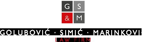 GS&M Law Firm | GOLUBOVIĆ ∙ SIMIĆ ∙ MARINKOVIĆ