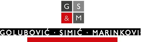 GS&M advokatska kancelarija | GOLUBOVIĆ ∙ SIMIĆ ∙ MARINKOVIĆ