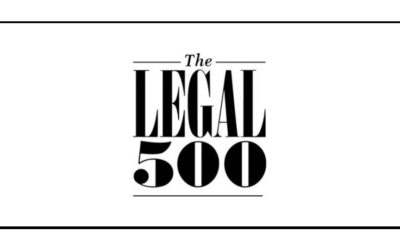 GSM is Ranked as a Leading Law Firm by the Legal 500
