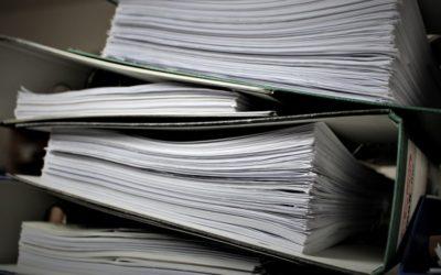 Kako čuvate svoju poslovnu dokumentaciju?
